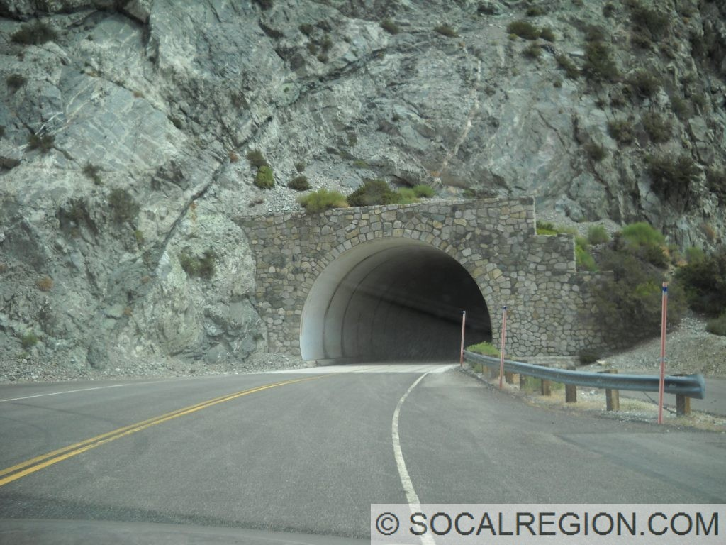 Angeles Crest Tunnels - West Tunnel - Constructed 1941