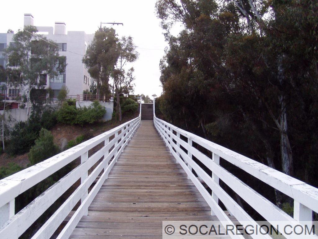 Deck of the Quince Street Bridge