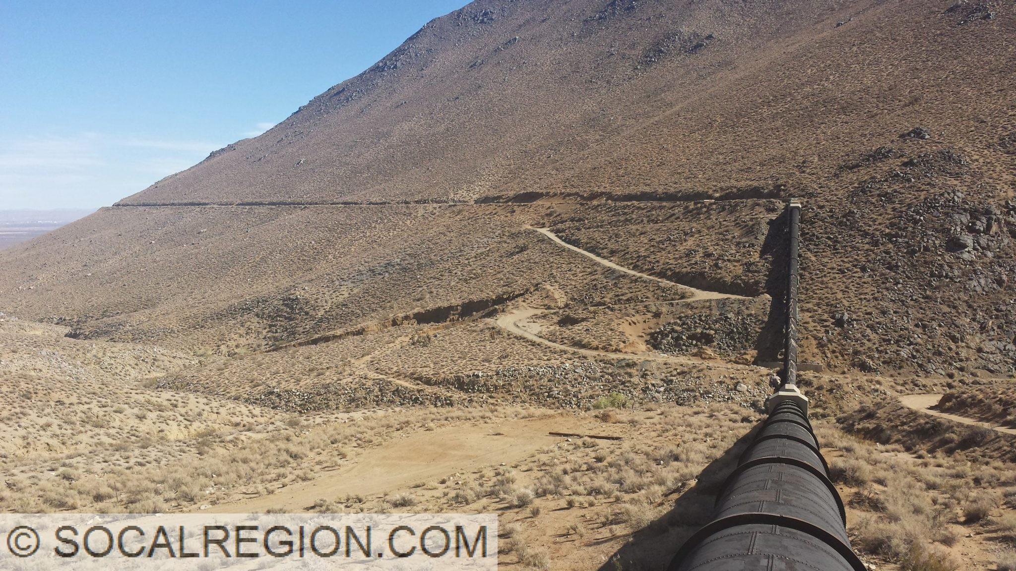 Los Angeles Aqueduct | Southern California Regional Rocks and Roads