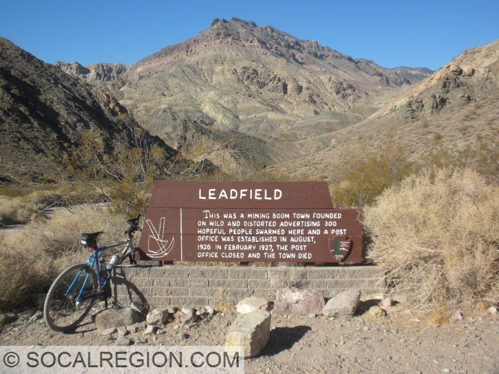 At Leadfield, gotta get the bike in there.