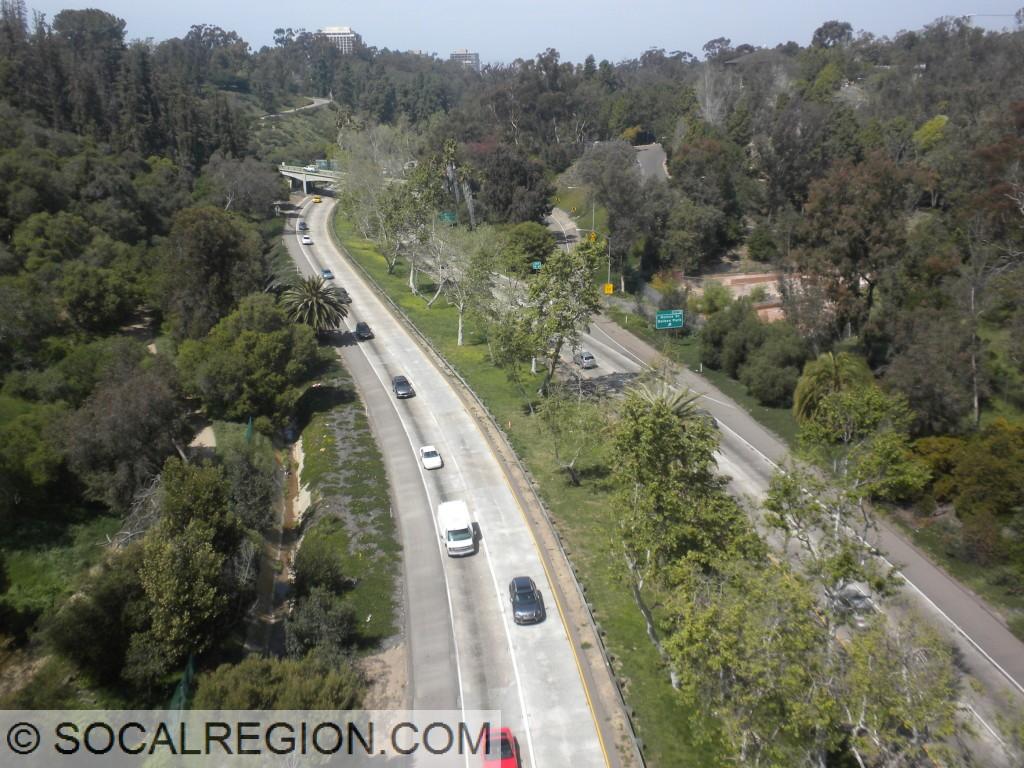 2013 view, also taken from the Laurel Street Bridge.