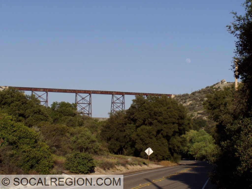 1914 railroad bridge near Hipass.