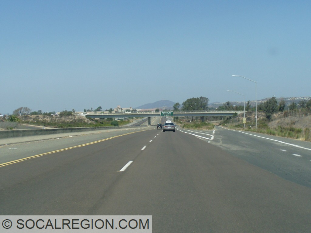MCAS Miramar interchange