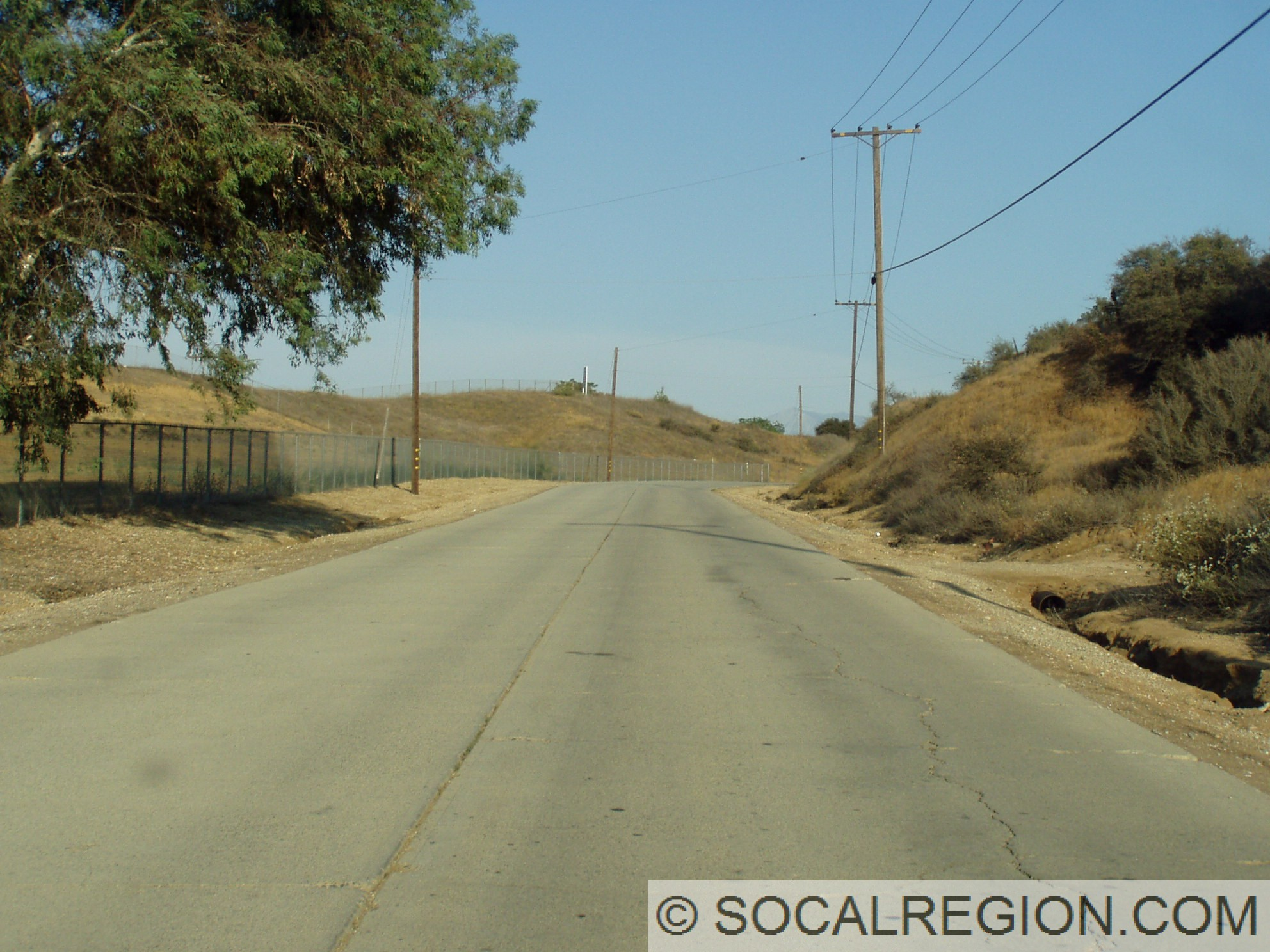 Virtual Tour Of US  Southern California Regional Rocks And Roads - Us highway map of california