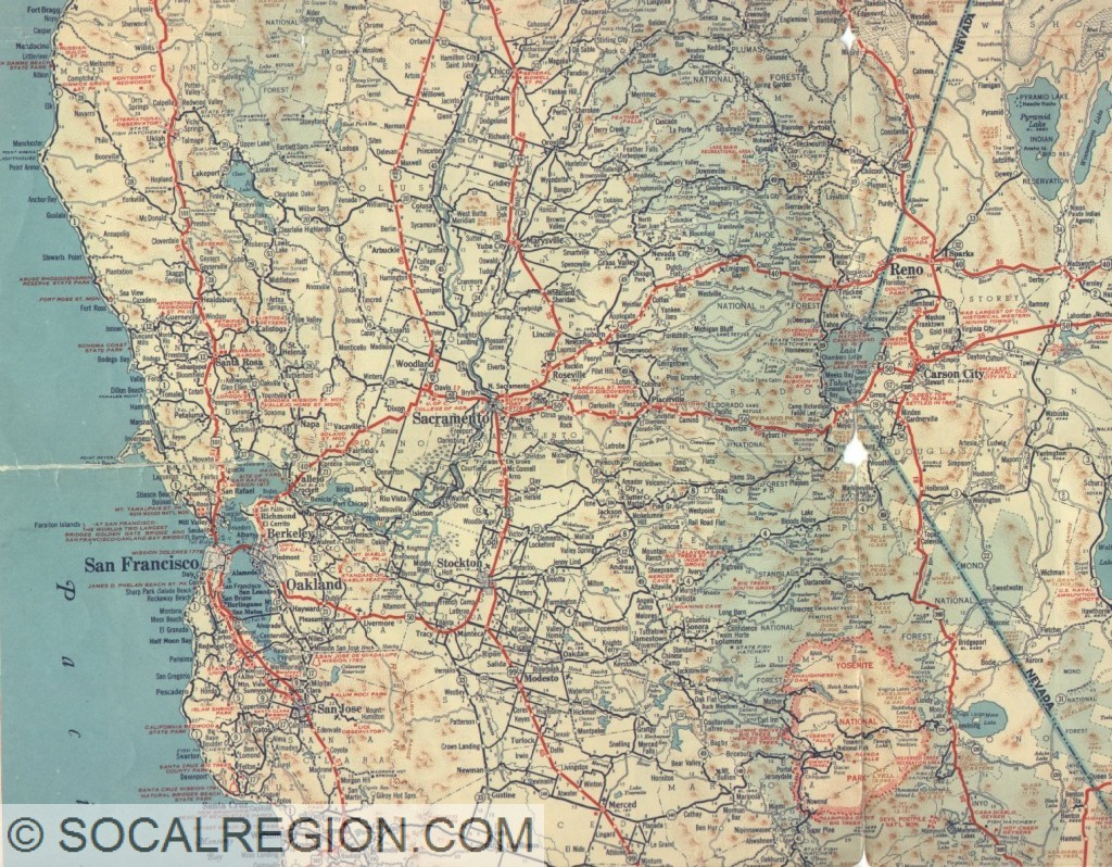 1939 North Central California