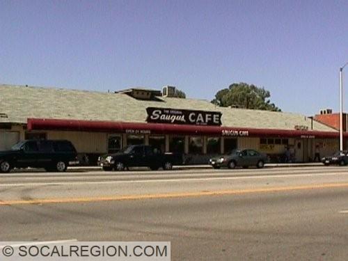 Saugus Cafe, since 1888.